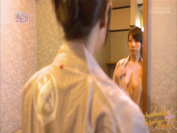 【お宝エロ画像】今回の温泉に行こう絶対乳首映ってもおかしくないと思うんだがどぉ思う?? 42