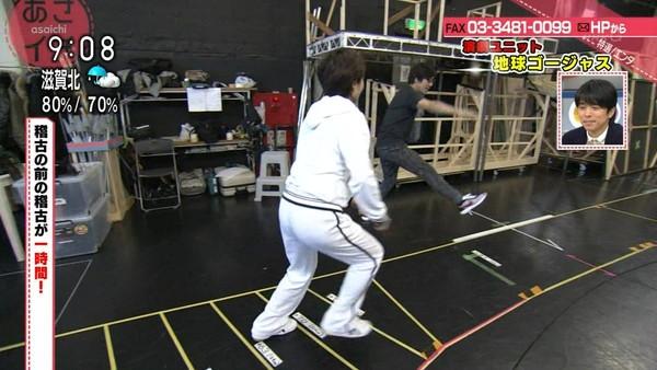 【放送事故画像】プリケツ、デカ尻、ピタパン、Tバック!お尻祭でいww 23