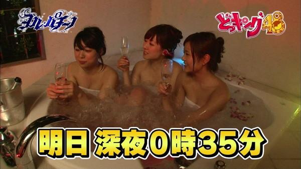 【放送事故画像】一度は覗いて見たい女風呂をテレビで放送するんだもんなww 11