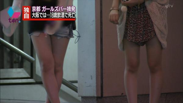 【放送事故画像】セクシーな足露出さしてると思わず釘付けになっちゃうよなww 15