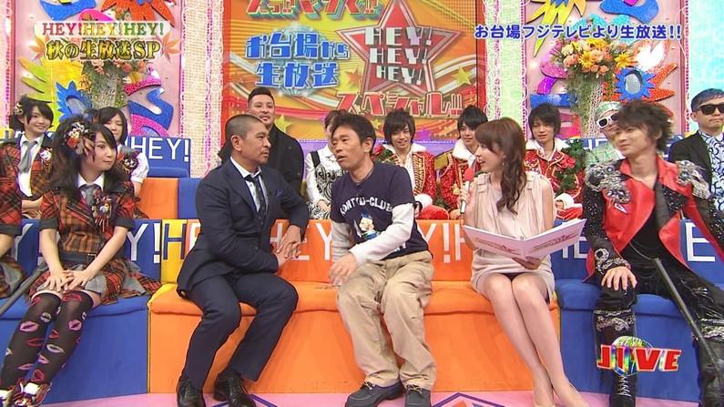 【放送事故画像】テレビでパンツ見えてようが別に平気な女達www 11