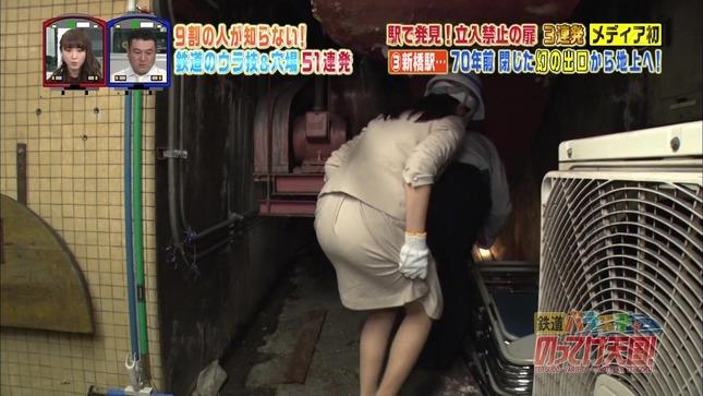【放送事故画像】「後ろから突いて~!」テレビで尻突き出して挿入待ちの女達w 13