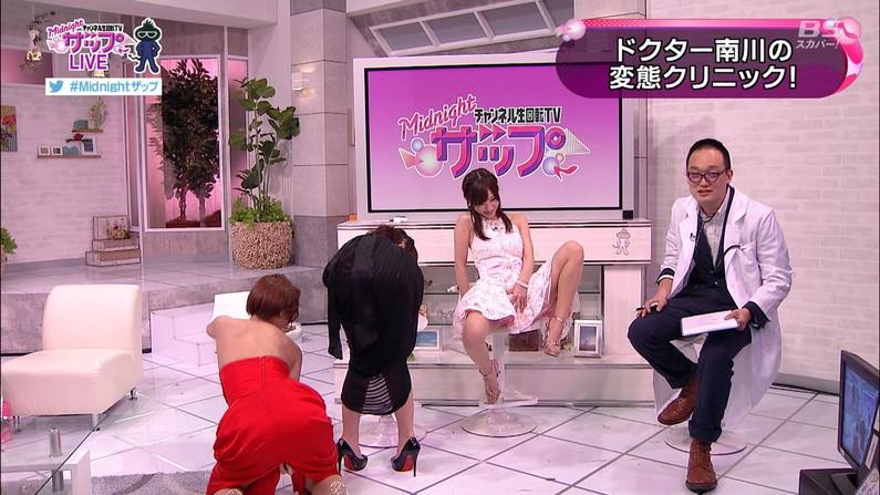 【放送事故画像】「後ろから突いて~!」テレビで尻突き出して挿入待ちの女達w 15