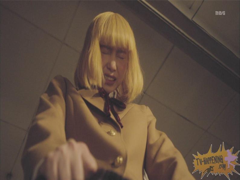 【お宝エロ画像】監獄学園第8話!何と花ちゃんがキヨシに逝かされる!!!! 15