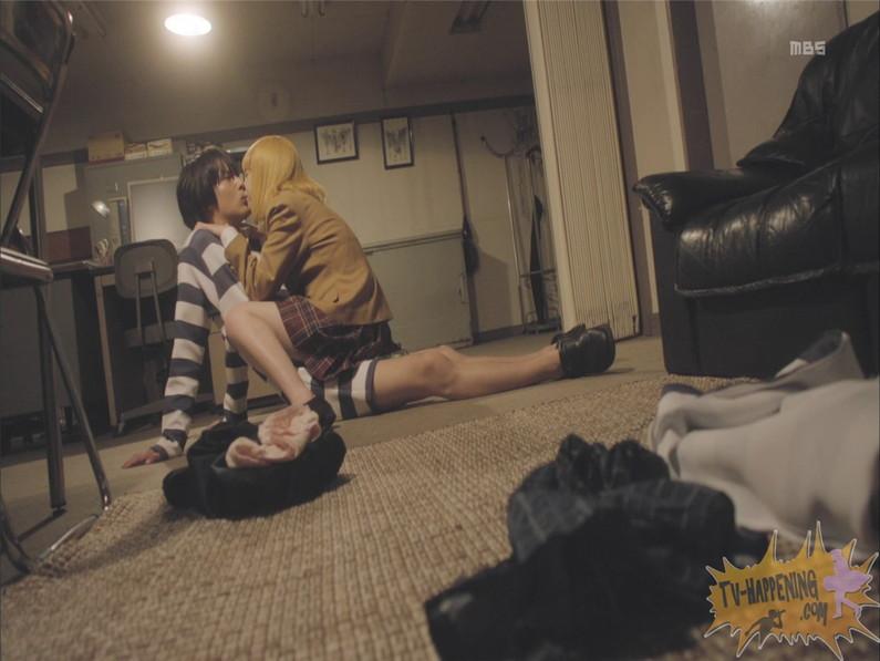 【お宝エロ画像】監獄学園第8話!何と花ちゃんがキヨシに逝かされる!!!! 32