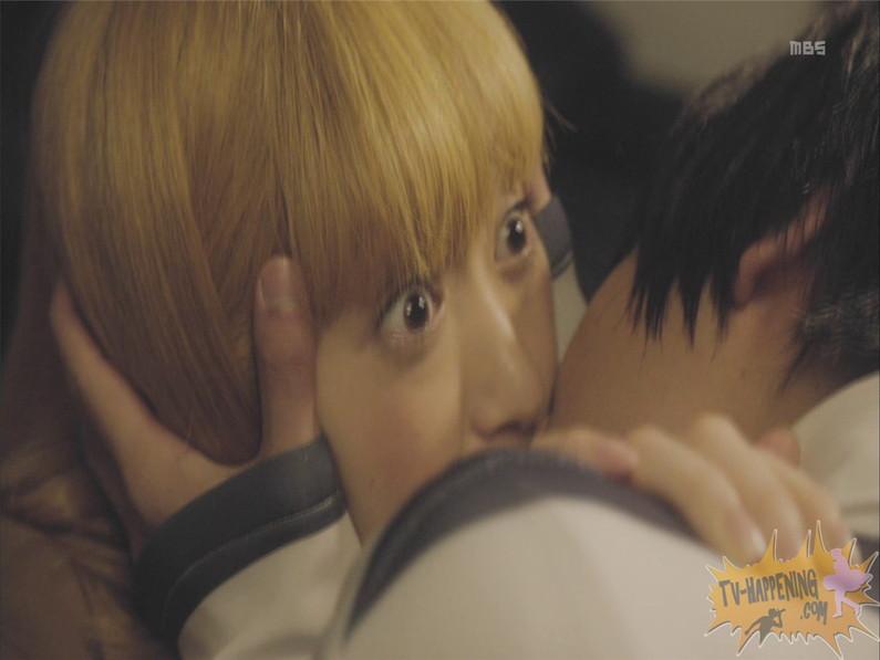 【お宝エロ画像】監獄学園第8話!何と花ちゃんがキヨシに逝かされる!!!! 37