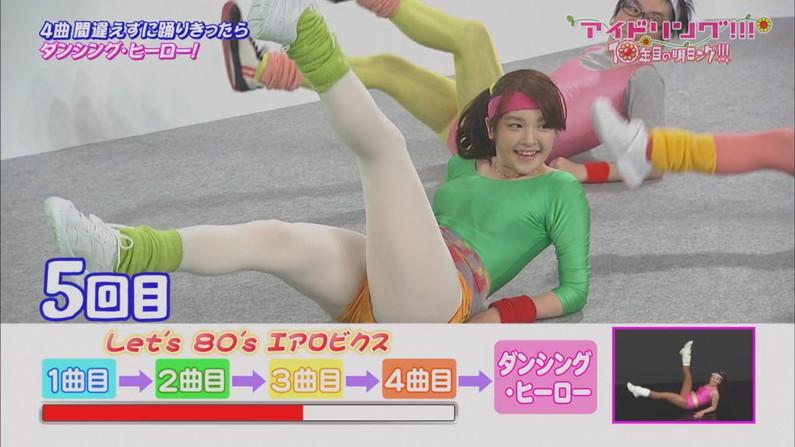 【放送事故画像】全体的に見たら綺麗な足だけど太ももだけ見たらエロくない?ww 03