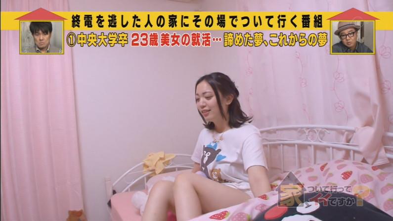 【放送事故画像】全体的に見たら綺麗な足だけど太ももだけ見たらエロくない?ww 13