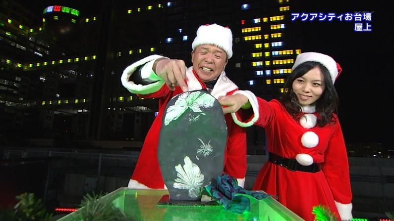 【放送事故画像】メリークリスマス!って事でサンタコスした女達のプレゼントだーwww 04