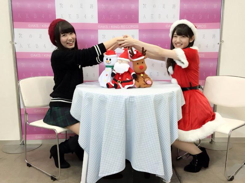 【放送事故画像】メリークリスマス!って事でサンタコスした女達のプレゼントだーwww 18