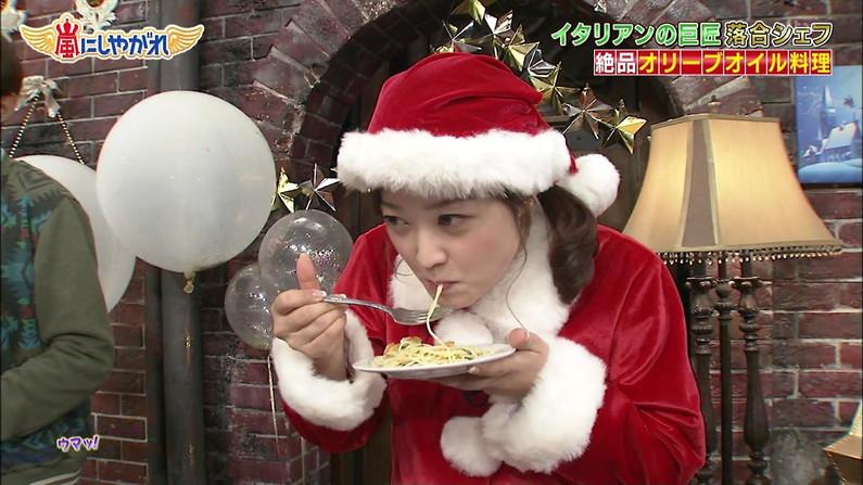 【放送事故画像】この女達は完全に狙ってこんな食べ方してるんだろうなww 18