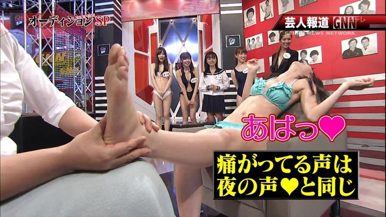 【放送事故画像】臭そうな足がテレビに映ってるんだけどちょっと臭ってみたくないか?ww 11