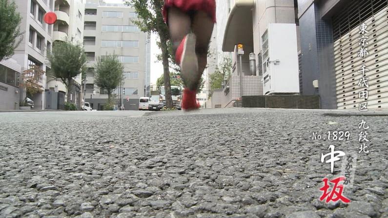 【放送事故画像】素人でも芸能人でも容赦無く映すカメラマンが捕えたパンチラwww 13