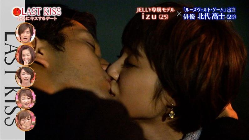 【放送事故画像】見てるこっちが照れちゃいそなキス顔やキスシーンwww