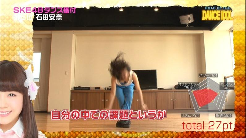【放送事故画像】テレビに集う柔らかそうなマシュマロオッパイの女達ww 11