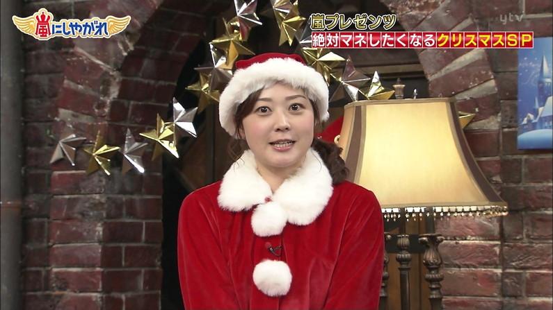 【放送事故画像】プレゼントは、わ、た、し♡女子アナやアイドル達のサンタコス画像www 09