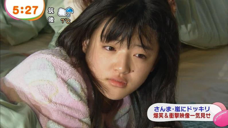 【放送事故画像】女の子のパジャマ姿や寝顔が可愛くて、思わず夜這いかけたくなるwww 02