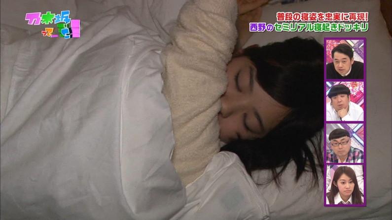 【放送事故画像】女の子のパジャマ姿や寝顔が可愛くて、思わず夜這いかけたくなるwww 07