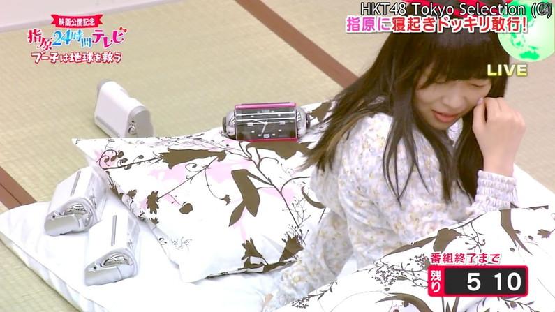 【放送事故画像】女の子のパジャマ姿や寝顔が可愛くて、思わず夜這いかけたくなるwww 17