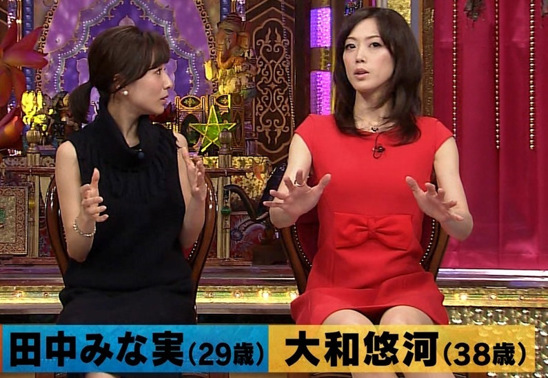 【放送事故画像】テレビのハプニングでやっぱりパンチラが一番見れて嬉しい?ww 08