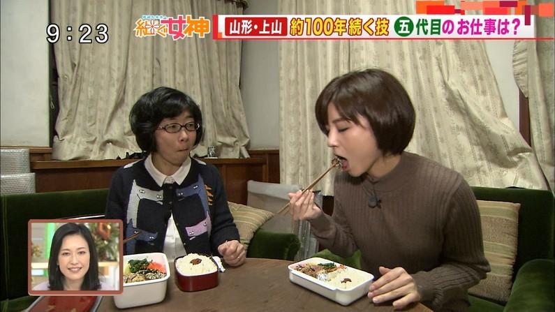 【疑似フェラ画像】食べ方一つでエロさが伝わってくる女子アナやタレントのフェラ顔ww 15