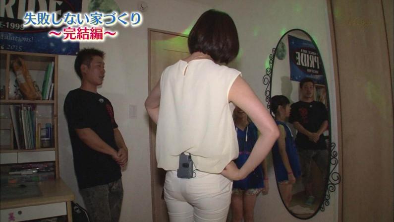 【放送事故画像】テレビ見ててもこんな尻出て来たら尻ばっかり見てしまうよなww 22