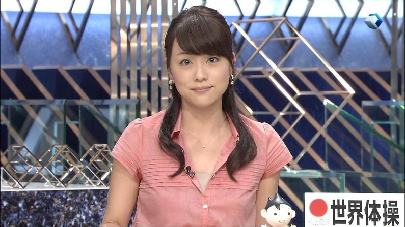 【放送事故画像】女子アナ達の最も恥ずかしい所放送してやったぜwww 10