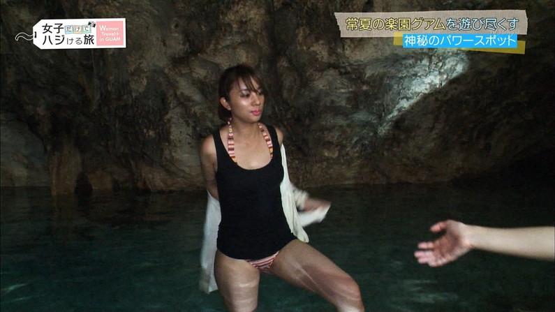 【放送事故画像】テレビで映ったムチムチのエロい太ももに興奮するぞwww 09