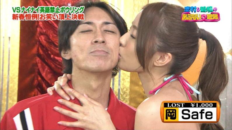 【放送事故画像】思わずテレビにキスしちゃいそうな女子アナやアイドルのキス顔ww 06