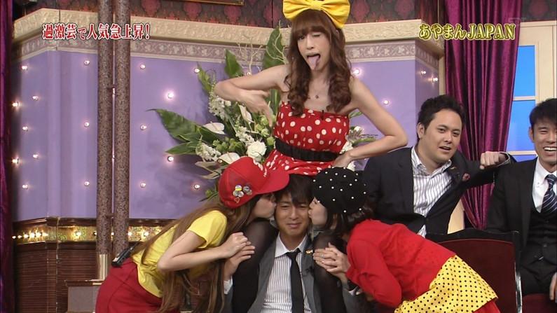 【放送事故画像】思わずテレビにキスしちゃいそうな女子アナやアイドルのキス顔ww 09