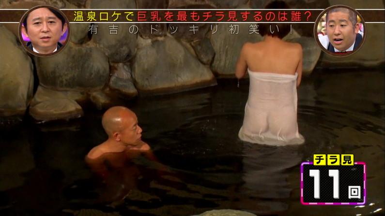 【放送事故画像】思いっきりバックから挿入したくなるような尻がテレビに映ってるんだがwww 17