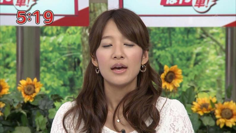 【放送事故画像】女性芸能人のセックスでフィニッシュ決められたときの顔がこちらwww 16