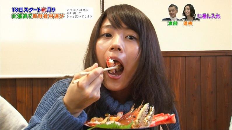 【擬似フェラ画像】あまりにもエロい食べ方してるもんでつい股間が反応してしまうww