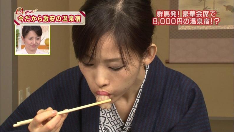 【擬似フェラ画像】あまりにもエロい食べ方してるもんでつい股間が反応してしまうww 22