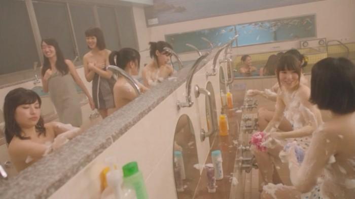 【放送事故画像】テレビで一番露出する瞬間ってやっぱり入浴シーンだよなww 05