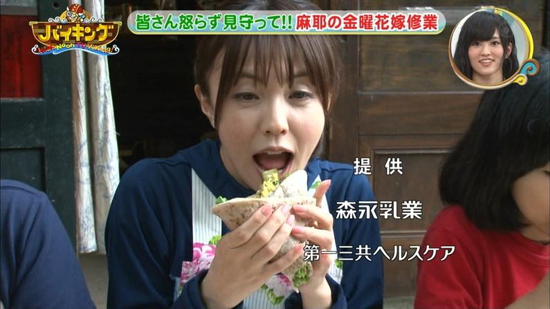 【擬似フェラ画像】まるで本間にフェラしてるかのようにエロい表情で食べる女達ww 12