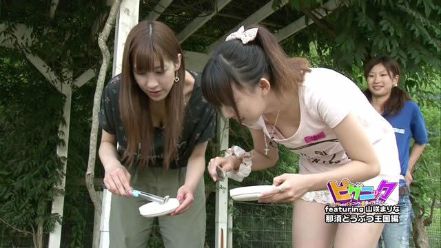 【放送事故画像】服着ててもオッパイ見せちゃう女子アナやアイドルww 19