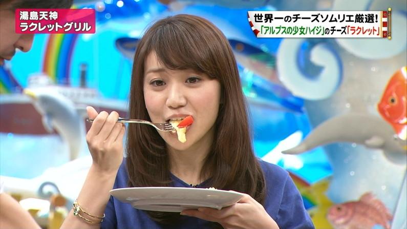 【擬似ふぇら画像】食レポと言う名目で茶の間にエロい顔をお届けする女達ww 21