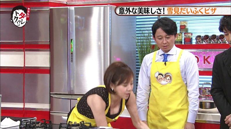 【放送事故画像】女子アナのオッパイアピールが半端なくエロいんだがwww 22