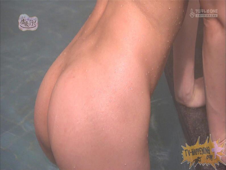 【お宝エロ画像】もっと温泉に行こうに出てくるだらしないお尻が逆にエロいんだよwww 39