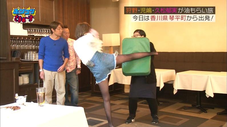 【放送事故画像】足が綺麗な女の人ってエロかっこよくない?www 06