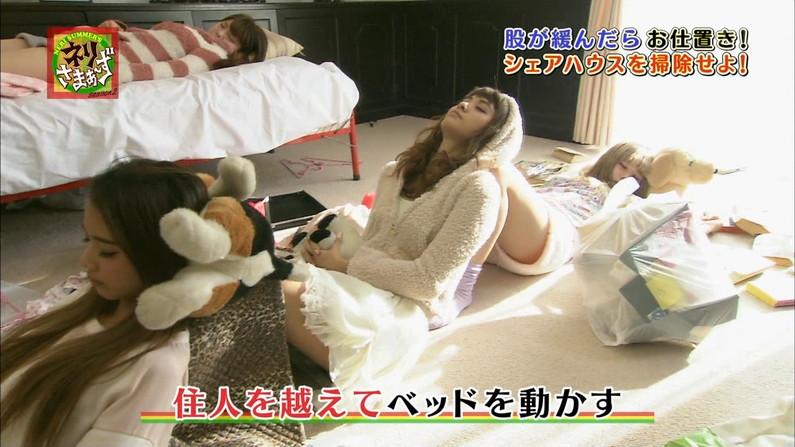 【放送事故画像】足が綺麗な女の人ってエロかっこよくない?www 09