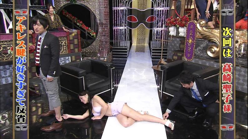 【放送事故画像】足が綺麗な女の人ってエロかっこよくない?www 10