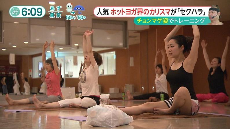 【放送事故画像】足が綺麗な女の人ってエロかっこよくない?www 12
