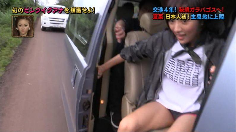 【放送事故画像】足が綺麗な女の人ってエロかっこよくない?www 17