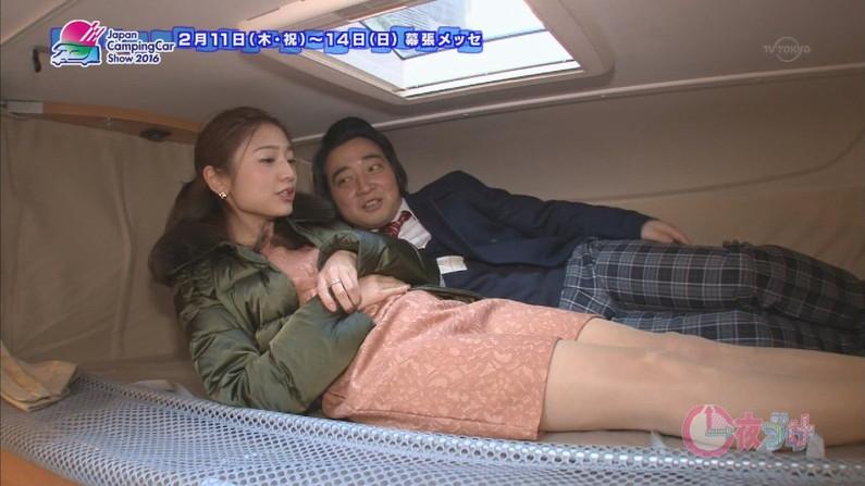 【放送事故画像】足が綺麗な女の人ってエロかっこよくない?www 19