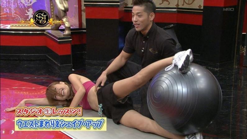 【放送事故画像】足が綺麗な女の人ってエロかっこよくない?www 21