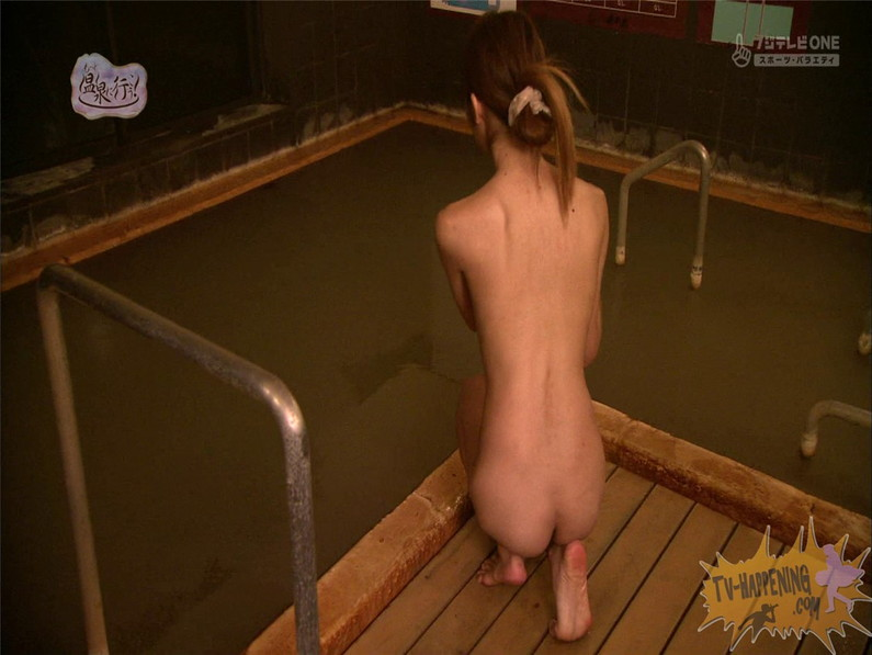 【お宝エロ画像】今回のもっと温泉に行こうに出た女が細すぎて脱いでるのにエロく見えないのは俺だけ?ww 25
