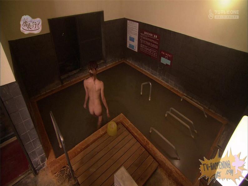 【お宝エロ画像】今回のもっと温泉に行こうに出た女が細すぎて脱いでるのにエロく見えないのは俺だけ?ww 26