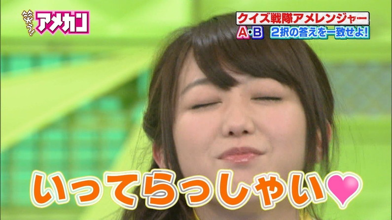 【放送事故画像】テレビ越しだけど、思わず吸い付きたくなるエロいクチビル! 15
